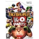 Louer Facebreaker K.O. Party sur Wii